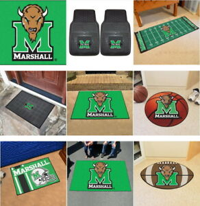 Marshall-University-Fan-Gear-Area-Rugs-Car-Mats-amp-More