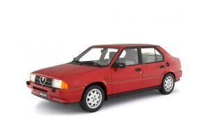 Modello di auto ALFA ROMEO 33 Laudoracing SCALA 1/18 Diecast modellcar statico