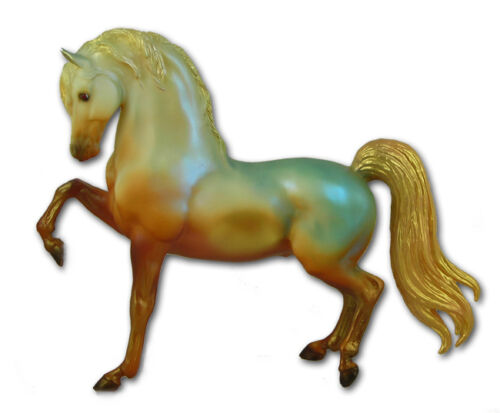 NIB Breyer 1105 Carpe Diem 2000 Limited Edition Decorator Model Morgan Horse