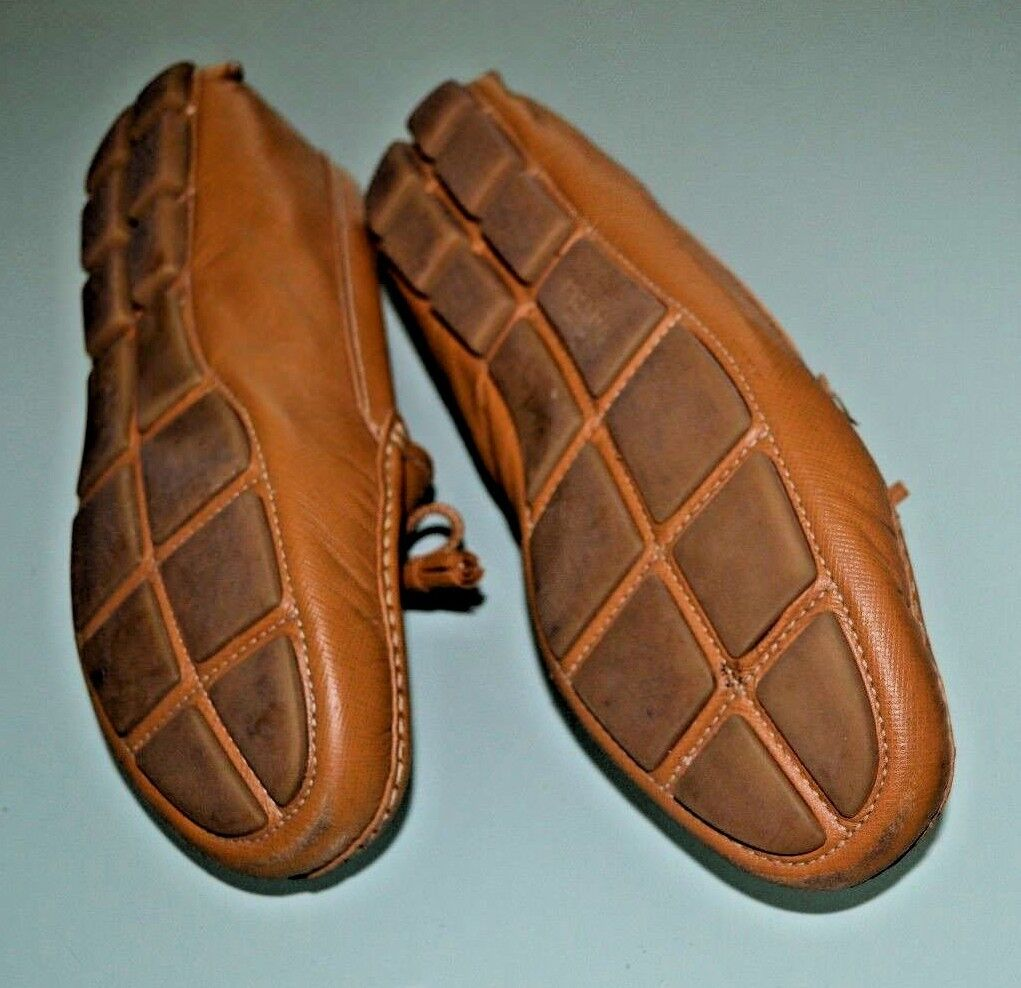 Authentic Prada Loafers sz 39.5 39.5 39.5 850082