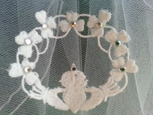 First-Communion-Veil-Large-Claddagh-with-Rhinestones