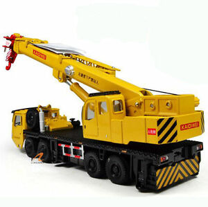 KDW-1-55-O-Scale-Diecast-Mega-Lifter-Crane-Construction-Vehicle-Cars-Model-Toys