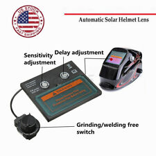 Ws1000a Welding Auto Solar Darkening Helmet Lens Automation Filter Mask