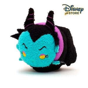 Disney-TSUM-TSUM-Maleficent-Dragon-TRASFORMABILE-REVERSIBILE-9CM-PELUCHE-RARO