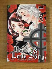 MANGA DEVIL & LOVE SONG 8 - MIYOSHI TOMORI - ED. FLASHBOOK - NUOVO DA MAGAZZINO