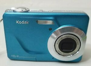 Kodak-EasyShare-C180-10-2MP-Camara-Digital-Azul-Buena-Probado