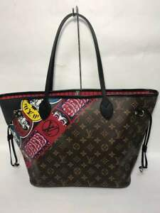 ca3ee3a77058 Image is loading LOUIS-VUITTON-KANSAI-YAMAMOTO-Monogram-Neverfull-MM-M43499-