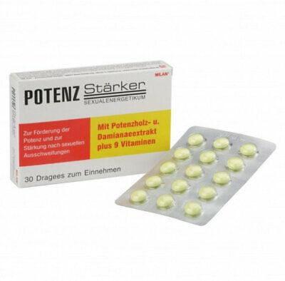 Potenz Tabletten