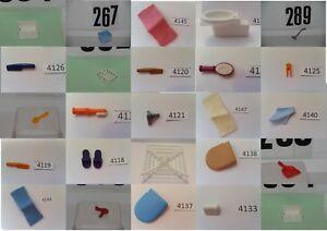 Details zu Playmobil Badezimmer 4285,5330,5577 Hauwirtschaftsraum 4288,  5271 Ersatzteile