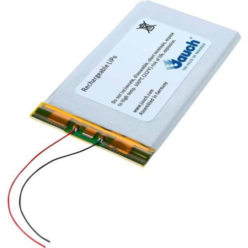 Jauch Quartz LP735977JH Spezial-Akku Prismatisch Kabel Li-Ion 3.7 V 5000 mAh