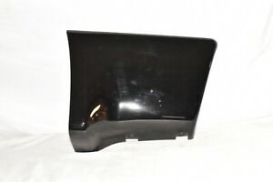 01-06 Yukon Denali DRIVER REAR door molding trim cladding LEFT  rear door black
