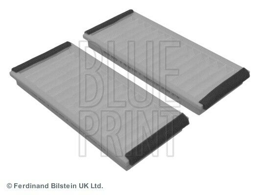 BLUE PRINT Filtersatz Innenraumluft ADJ132520 Pollenfilter für ASTON VANTAGE DB9