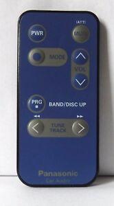 Panasonic-Car-Audio-Remote-Controller-CA-RC61EX-YEFX9992013-Used-Working