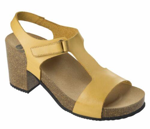 SCHOLL ARACENA BioPrint sandali pantofole ciabatte zoccoli infradito donna zeppa