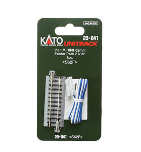 Kato-20-041-Rail-Alimentation-Feeder-Track-62mm-N
