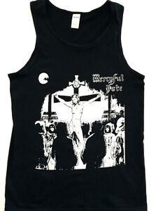 MERCYFUL-FATE-tank-top-T-shirt-HEAVY-BLACK-METAL-THRASH-DEATH-Nuns-Have-No-Fun