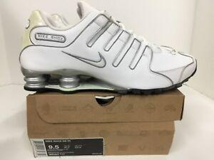 new concept c9cbf 51265 Image is loading Nike-Mens-Shox-NZ-SL-366363-111-Size-