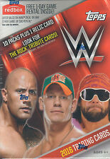 2016 Topps WWE Factory Sealed Box of Packs  One  GUARANTEED  Relic  Card Per Box