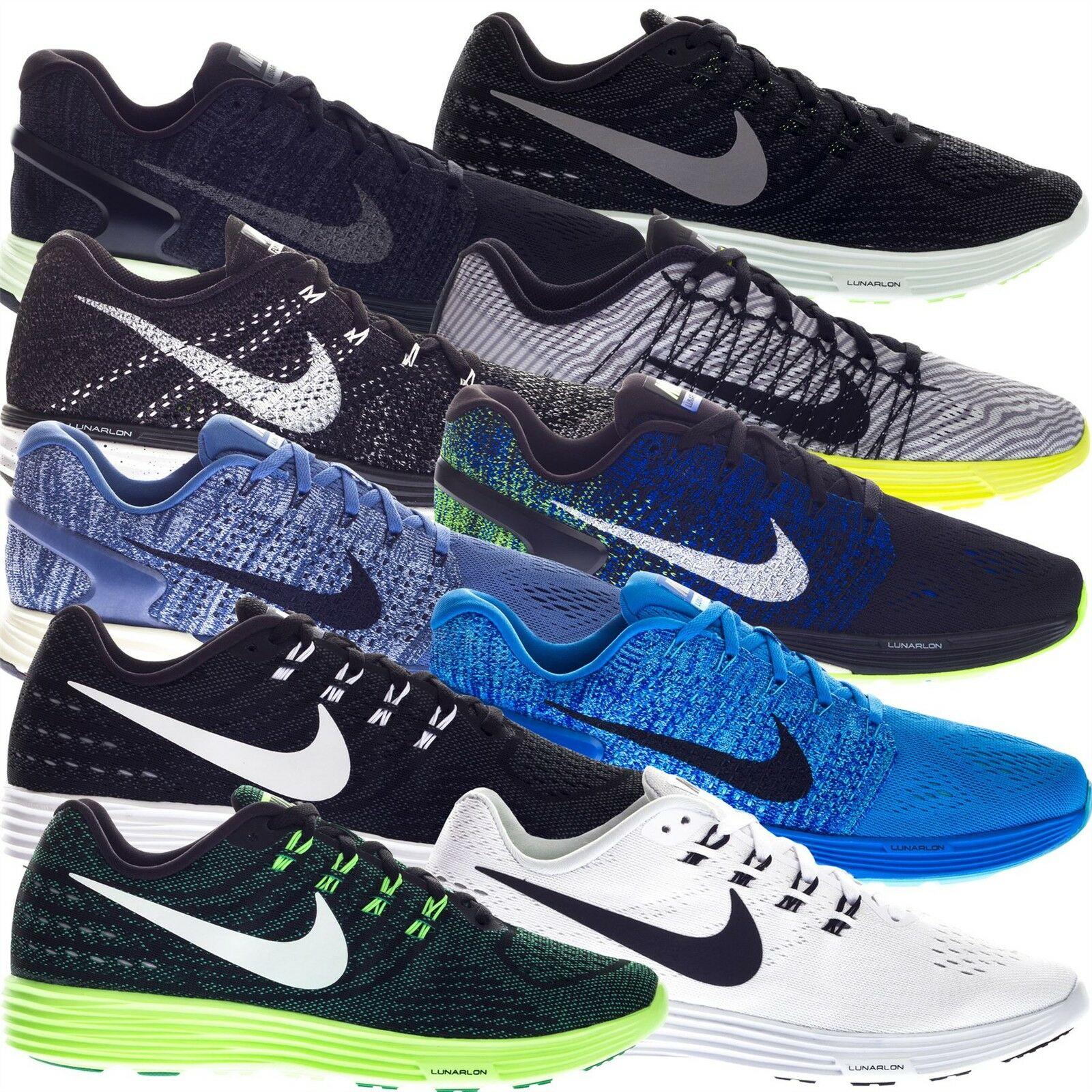 Nike Men's Racer Flywire Lunar Tempo Gilde Racer Men's LB Low Top Gym Running Trainers a4e53c