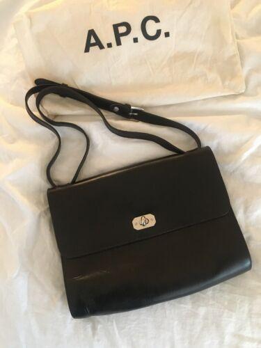 APC Leather Bag