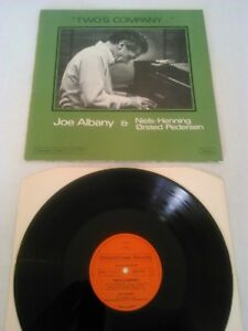 JOE-ALBANY-amp-NIELS-HENNING-ORSTED-PEDERSEN-TWO-039-S-COMPANY-LP-EX-SCS-1019