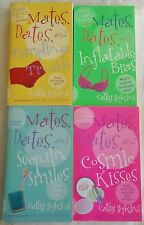 Cathy Hopkins Lot Of 4 Mates, Dates, And... Paperback Novels