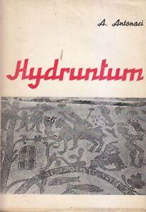 HYDRUNTUM-Antonio-Antonaci-1954-Mariano-Editore-Otranto-storia-locale-Puglia