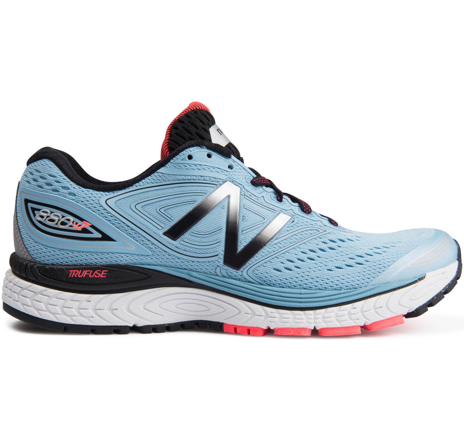 New Balance Damenschuhe 880 V7 Damenschuhe Balance Running M880SY7 Schuhe Scarpa da Strada Corsa Azzurra 73b7f8