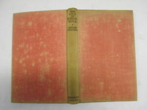 Acceptable-The-life-of-Emile-Zola-Hubert-Fielding-Cracked-hinge-Faded-spin