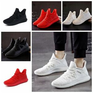 Fashion Men S Shoes Running Man Sneakers Mesh Sports Casual Athletic
