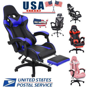 Gaming-Chair-Ergonomic-Office-Computer-Recliner-Desk-Chair-High-Back-Seat-Swivel