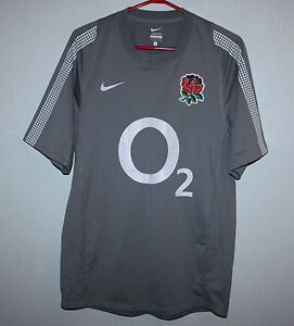 England-National-Rugby-Union-Team-shirt-jersey-Nike-Size-S