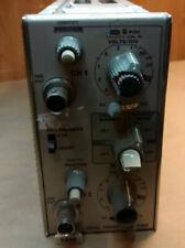 Tektronix 7a18 Oscilloscope Plug In Module Dual Trace Amplifier Fast Ship