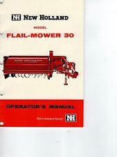 holland 499 mower conditioner operators manual ebay rh ebay co uk New Holland 499 Parts 499 New Holland Drive Sycle