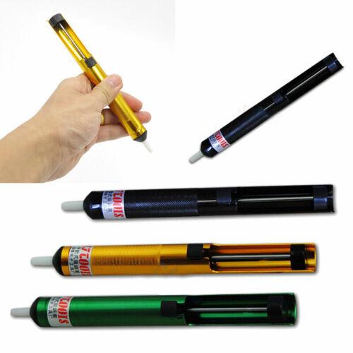 Solder Sucker Pump Desolder STANNUM Removal Vacuum Tin Gun aspiration Skid Stylo