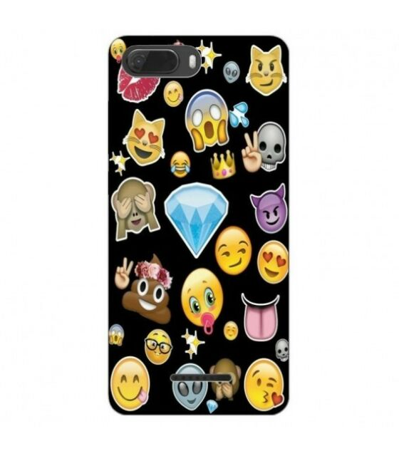 Coque Tommy 3 Emojii Multi Smiley Emoticone Ebay