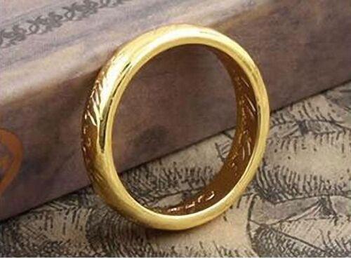 Precintado the lord of the rings Anillo unico Señor de los Anillos El Hobbit