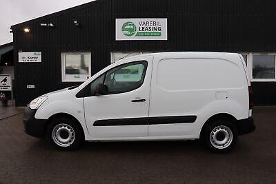 brugt varebil Peugeot Partner BlueHDi 75 L1 Flex Van