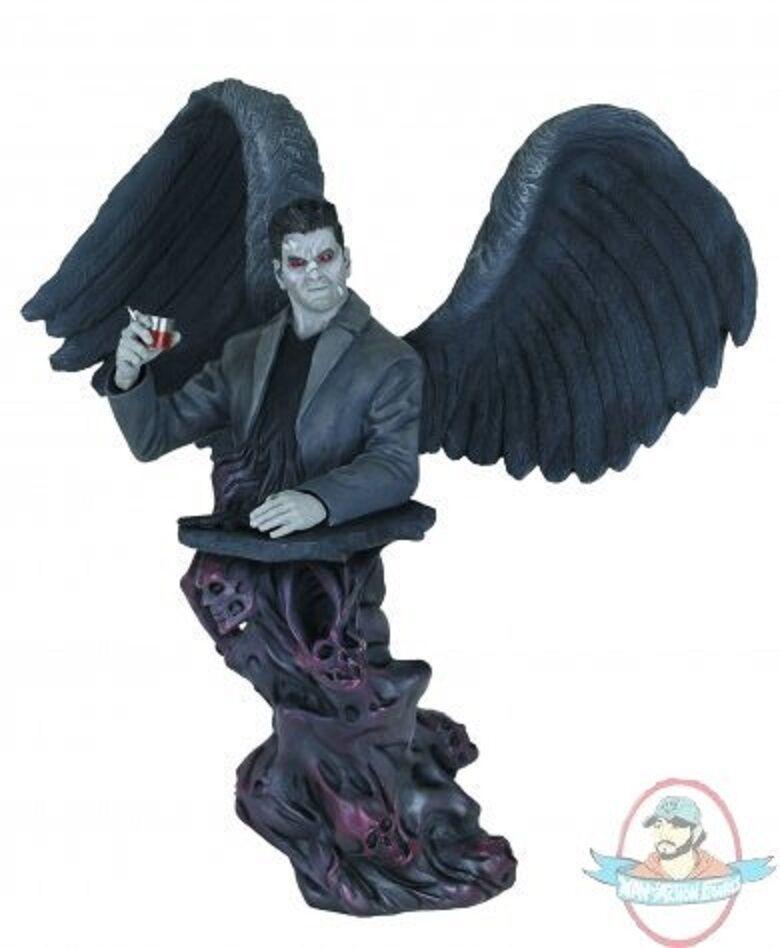 Penal macabro Cal Mcdonald Variante Busto por Dark Horse
