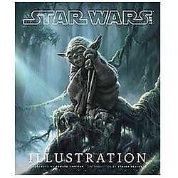 NEW - Star Wars Art: Illustration (Star Wars Art Series)