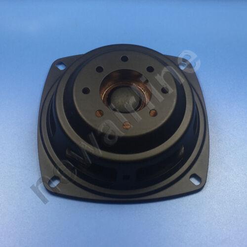 "2pcs 4/"" inch 105x105mm Radiator Woofer Speaker Passive Radiator Auxiliary Bass"
