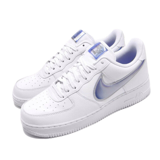 Nike Air Force 1 Af1 Low Oversized Swoosh White Ao2441 101 Men's Size 13