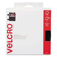 Velcro Sticky-back Hook And Loop Fastener Tape With Dispenser 3/4 X 15 Ft. Roll