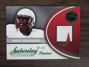 2011-Press-Pass-Legends-Saturday-Swatches-SSWPA-Prince-Amukamara-Jersey-Card