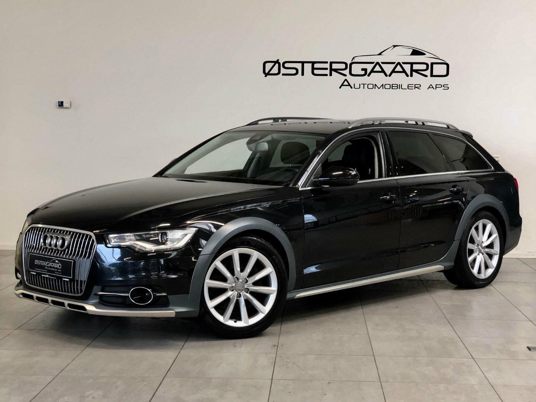 Audi A6 allroad 3,0 TDi 204 quattro S-tr. 5d - 399.900 kr.