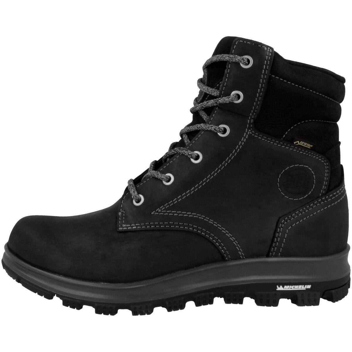 Hanwag Anvik GTX Men Outdoor Schuhe Herren Gore-Tex Casual Stiefel schwarz 44260-12    | Überlegene Qualität