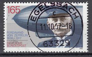 BRD-1992-Mi-Nr-1597-TOP-Vollstempel-Rundstempel-gestempelt-LUXUS-19702