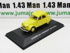 CVW5E-1-43-IXO-Direkt-CITROEN-2cv-of-the-world-2CV-Citroneta-1970-Chili