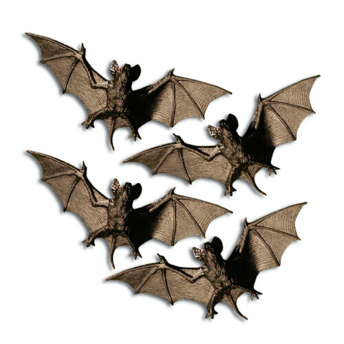Halloween Fledermäuse Grusel Dekoration Fledermaus Deko Fledermausdeko Horror