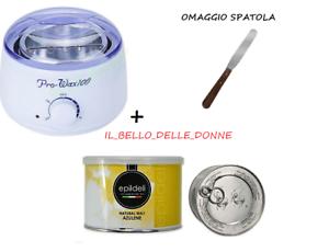 KIT-DEPILAZIONE-SCALDACERA-FORNELLO-SCALDA-SCIOGLI-CERA-CERETTA-SPATOLA-OMAGGIO